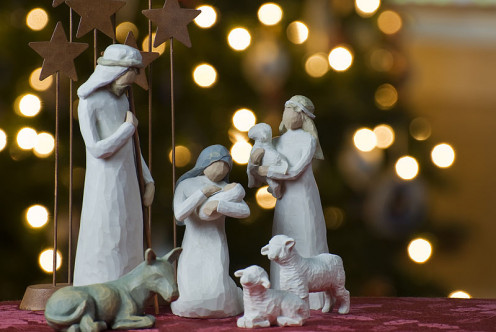 Global Share the Bible Day is a chance to tell God's love story on Christmas Day.