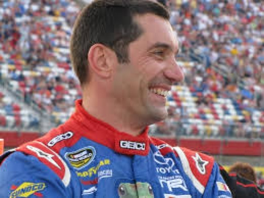 Max Papis wasn't smiling after Sunday's truck series race
