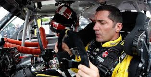 Max Papis filled in for Tony Stewart at Watkins Glen earlier this year