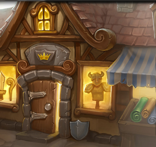 The Hero Academy Shop!