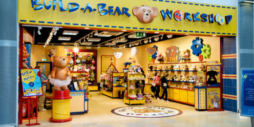 "Build-A-Bear Workshop ""Where Best Friends Are Made"""