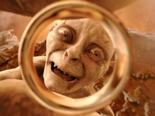 I was trying to find an image that reflected this hub, then I found this. The picture of Gollum symbolizes the rest of mankind that the Christian Right would like to dominate.