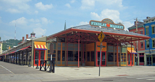 Findlay Market, Cincinnati OH.