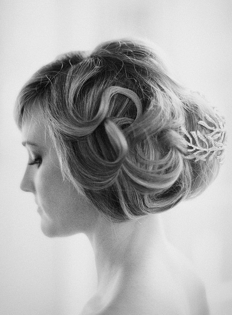 Choosing Your Wedding Day Hairstyle