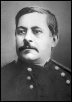 Major Marcus Reno - also survived and was blamed for the defeat. Arguments continue today over his role in the battle.