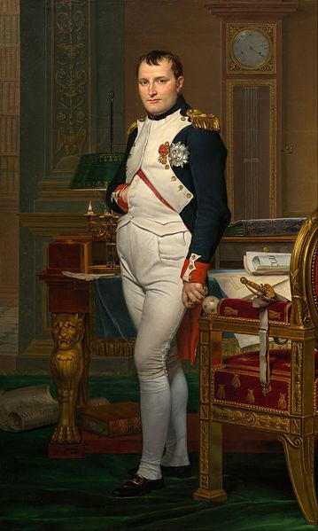 Napolean, French Emperor.
