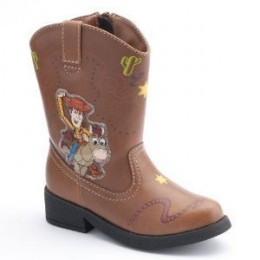 Disney's cowboy boot from Toy Story's Woody