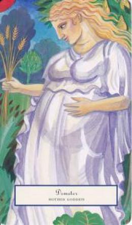 Demeter Greek goddess of Motherhood