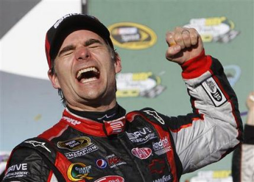 Jeff Gordon, one of NASCAR's biggest stars over the last 20 years, is approaching the end of his storied career
