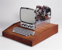 The vision of a PC for everyone was something that we can be grateful to Steve Jobs for.