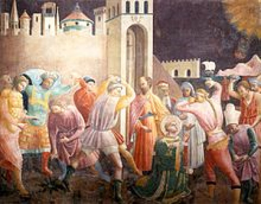 220px-Paolo_Uccello_-_Stoning_of_St_S...