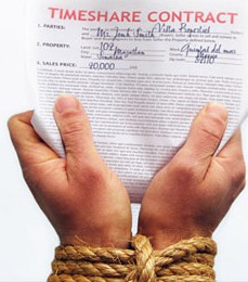 Seek legal advice before signing a Timeshare contract.