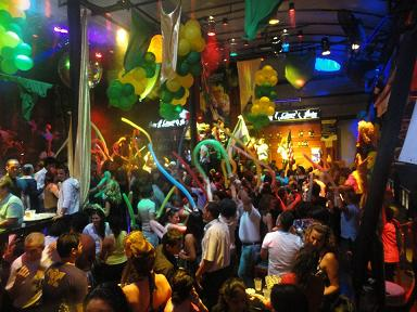 Sneak peek inside Coco Bongo, a popular night bar in Cancun Mexico