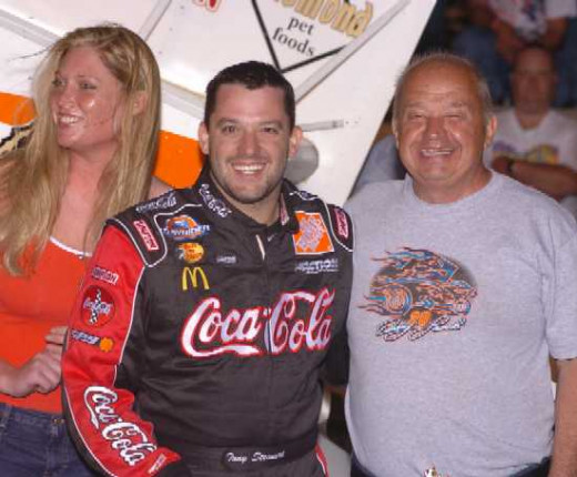 Stewart has long been an advocate of Sprint Car racing