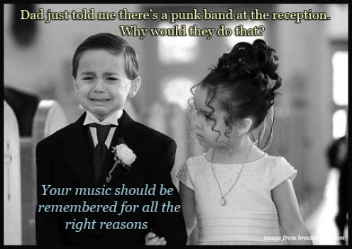 Music For My Wedding - Because you want your wedding remembered for all the right reasons