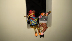 DIY project:Making Musician Figurines from used materials Around Us.