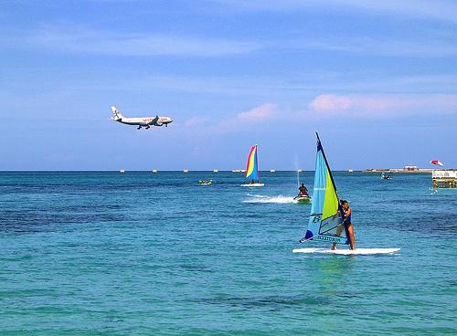 Kiteboarding, Ocho Rios