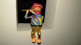 The flutist.