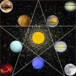 Planetary art