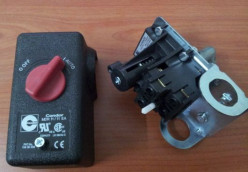 Selecting and Replacing an Air Compressor Pressure Switch