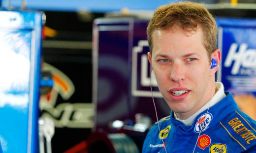 Brad Keselowski sits on the edge of missing the Chase after winning it all last season