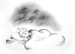 drawing by: Joanne Salmon