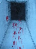 Murder Mystery-Bloody Footprints