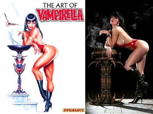 Vampirella Costume History