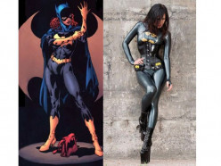 Superheroine Costume History List