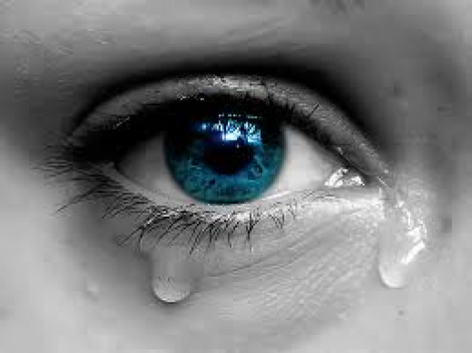 Anger, rage and tears are normal after an affair. Let it out of your system.