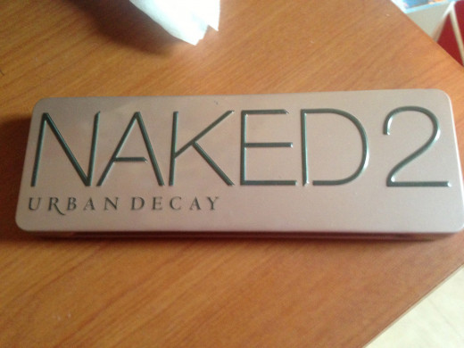 Naked 2 Pallet by Urban Decay
