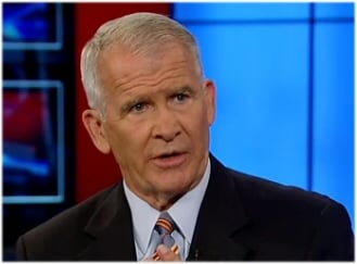 Oliver North - This guy knows a heck of a lot more about military strategy than Obama and his advisors.