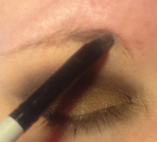 Step Two: Apply to your brow!