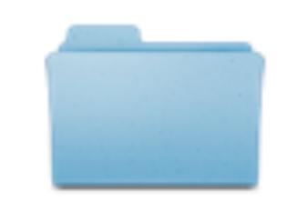 Directory or Folder Icon