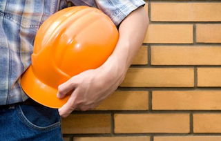 Check references before signing a contract to build a new construction home.