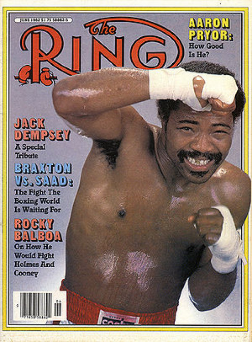 """Aaron """" The Hawk"""" Pryor had a relentless pressure style in the squared circle. He never seemed to tire and run out of stamina."""