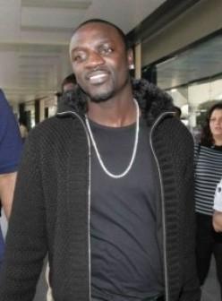 Musical artist Akon