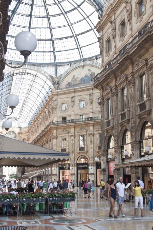 Galleria Vittorio Emmanuele II