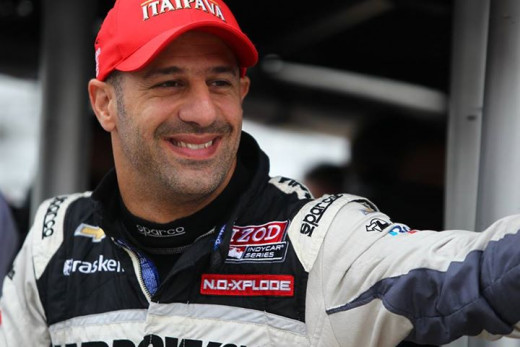 Tony Kanaan has yet to secure a ride for 2014