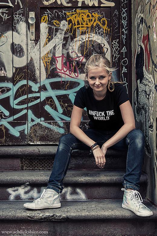 Change the World from Erik Schlickspeir  flickr.com