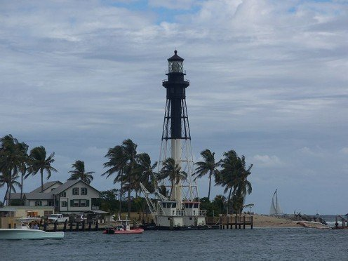 Hillsboro Inlet Lighthouse, Pompano Beach, Florida
