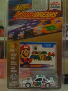 JL's final production run Mario Bro racing dreams
