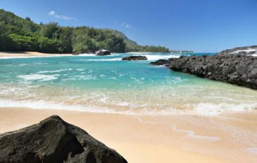 Lumahai Beach
