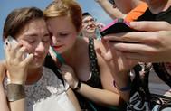 Lesbian Couple Celebrates Supreme Court Approval