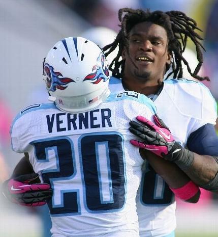 Alterraun Verner, DB, Tennessee Titans