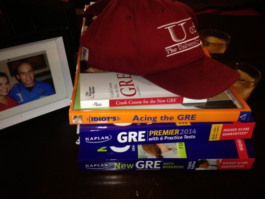 Choosing the correct GRE test prep materials is critical to creating a high quality study plan.