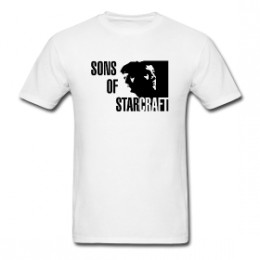 Former starcraft player Artosis and Tasteless created a website selling merchandise such as this.