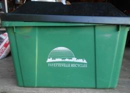 My city recycle bin