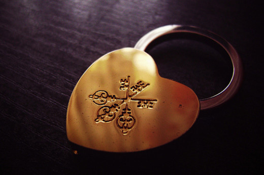 The key is your love from Alexandra Szalai flickr.com