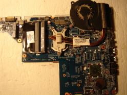 Fixing an HP G42 with No Video (In New Westminster)